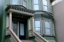Edwardian house color