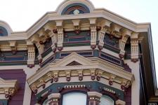Victorian paint color