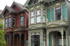Eastlake Victorian house colors