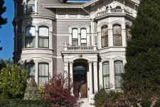 Victorian mansion restoration