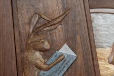 reading rabbit