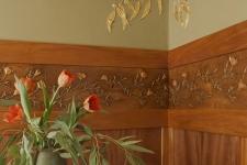 Arts and Crafts frieze ornament
