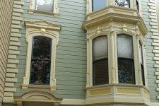 San Francisco Italianate facade