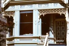 Queen Anne facade
