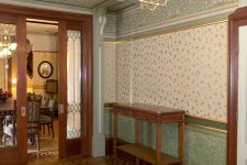 Winchester Mystery House Dining Room