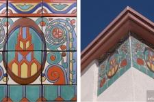 exterior tile restoration