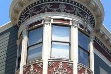 Victorian plaster ornament