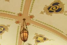 Las Vegas ceiling mural