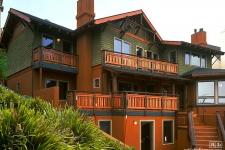 Craftsman-style bungalow