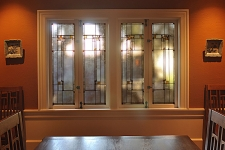 Hearle Dining Room Sash
