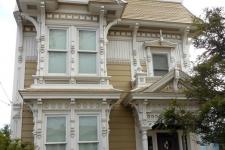 Victorian fantasy facade