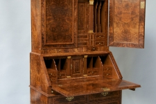 Reproduction 18th century English secretary
