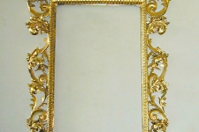 Antique Gilt Mirror Restoration